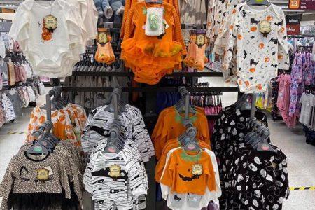 Infant Halloween Range New at TU Clothing