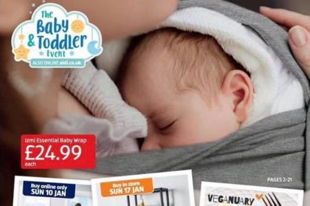 ALDI Baby Event Deals For January 2021