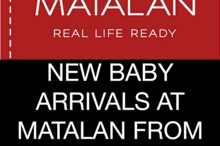 New Baby Arrivals At Matalan From £2